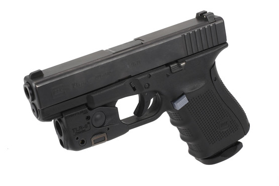 Streamlight TLR-6 SubCompact 100 Lumen Trigger Guard Weapon Light with Red  Laser - Rail Mount Glock 19