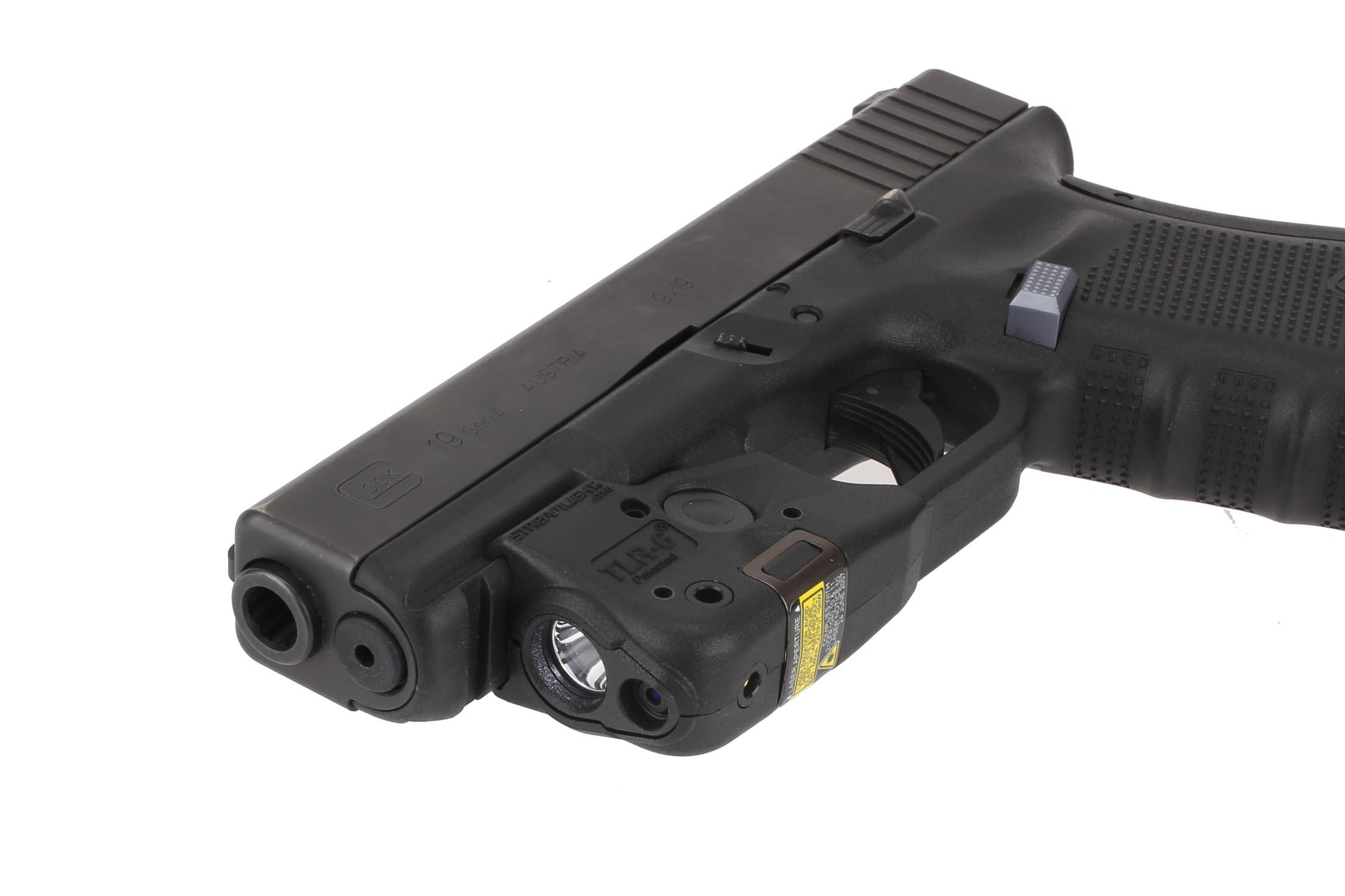 Streamlight TLR 6 SubCompact 100 Lumen Trigger Guard Weapon Light With Red  Laser   Rail ... Ideas
