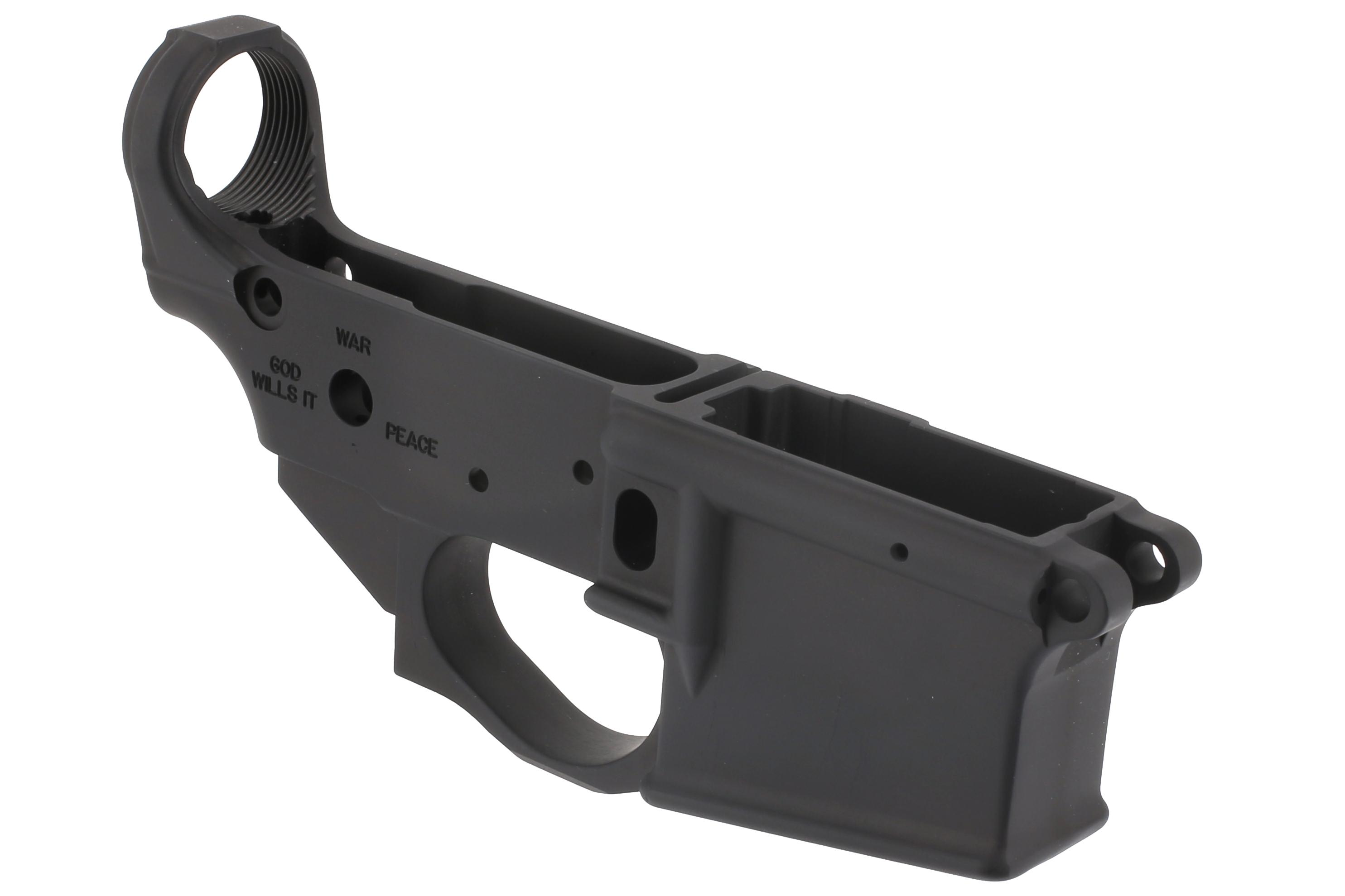 Spike's Tactical Stripped Crusader AR-15 Lower