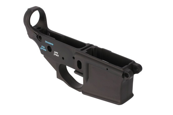 Spike's Tactical AR-15 stripped colorfilled AR-15 lower receiver accepts all MIL-SPEC components