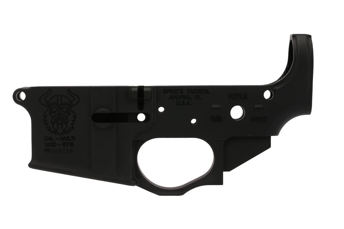 Spike's Tactical Stripped Skeleton Viking AR-15 Lower