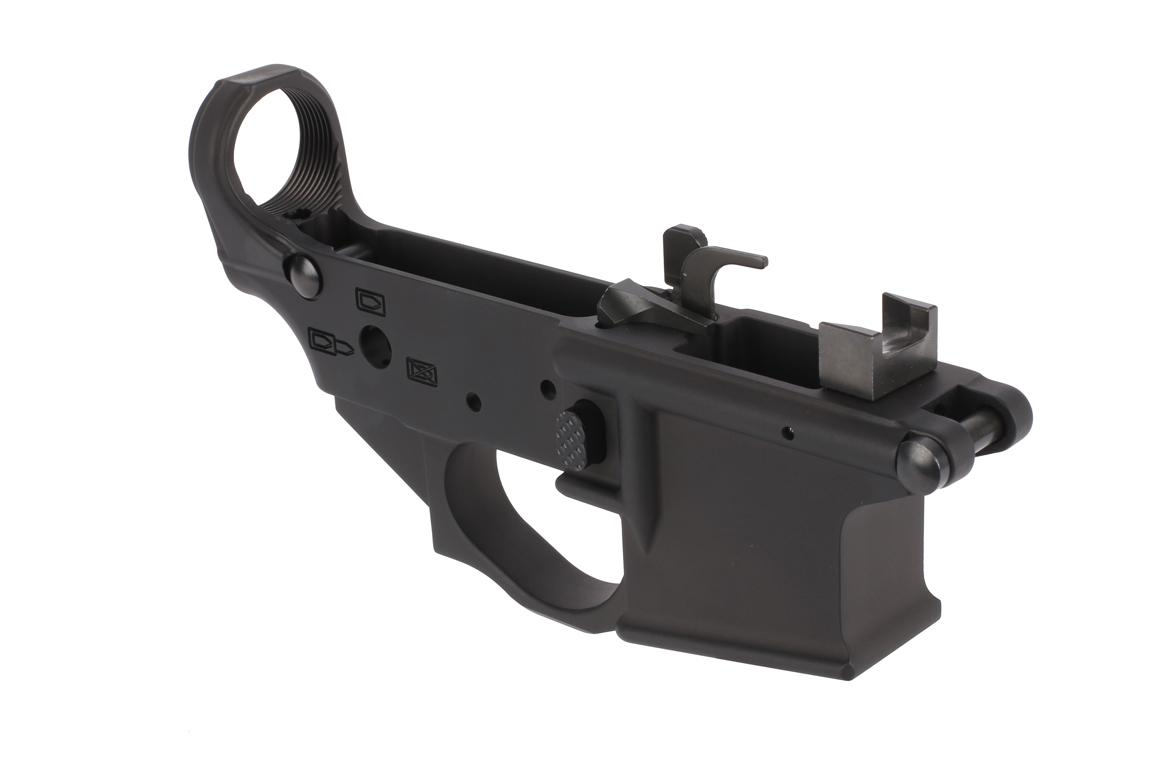 Spikes Tactical Spider 9mm Lower Colt Stls910