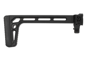 SIG Sauer folding minimalist stock for the MCX and MPX in black.