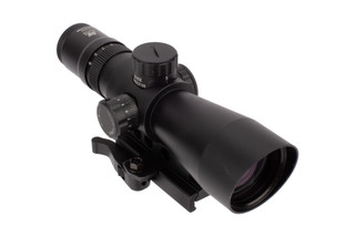 NcSTAR's Mark III Tactical Gen 2 3-9x42 P4 Sniper Scope features a quick focus eye piece