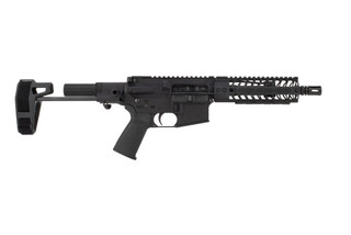 Spikes Tactical AR Pistol features the Maxim Defense PDW pistol arm brace