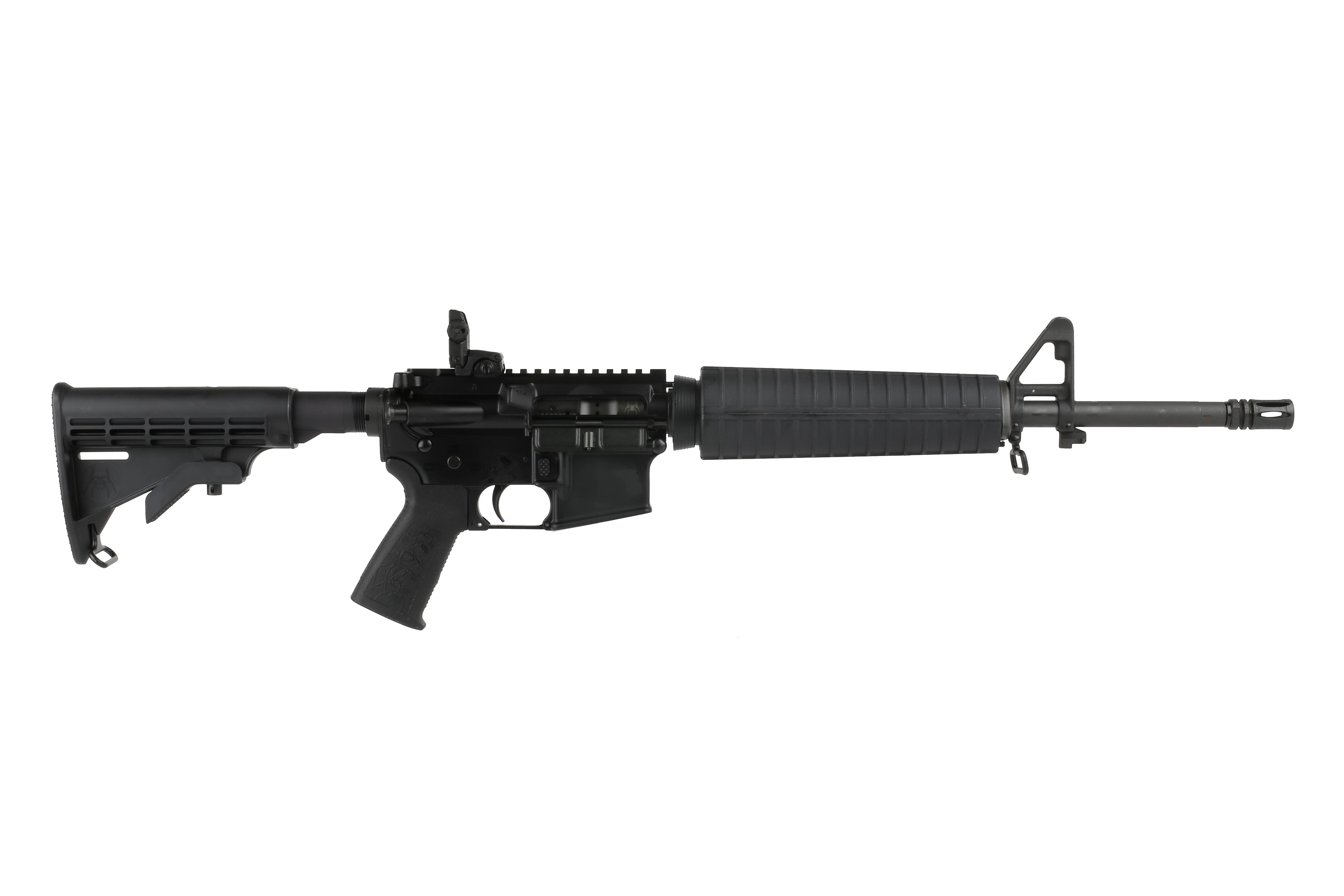 Spike's Tactical 16 5.56 NATO Rifle with Mid-Length Handguard