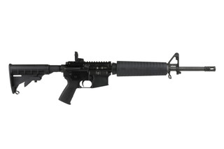 The Spike's Tactical AR-15 with 16 inch 5.56 NATO barrel is fully assembled with Mil-Spec parts