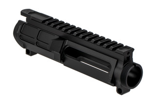 The San Tan Tactical Pillar Lite Billet AR15 upper receiver is machined from 7075-T6 aluminum