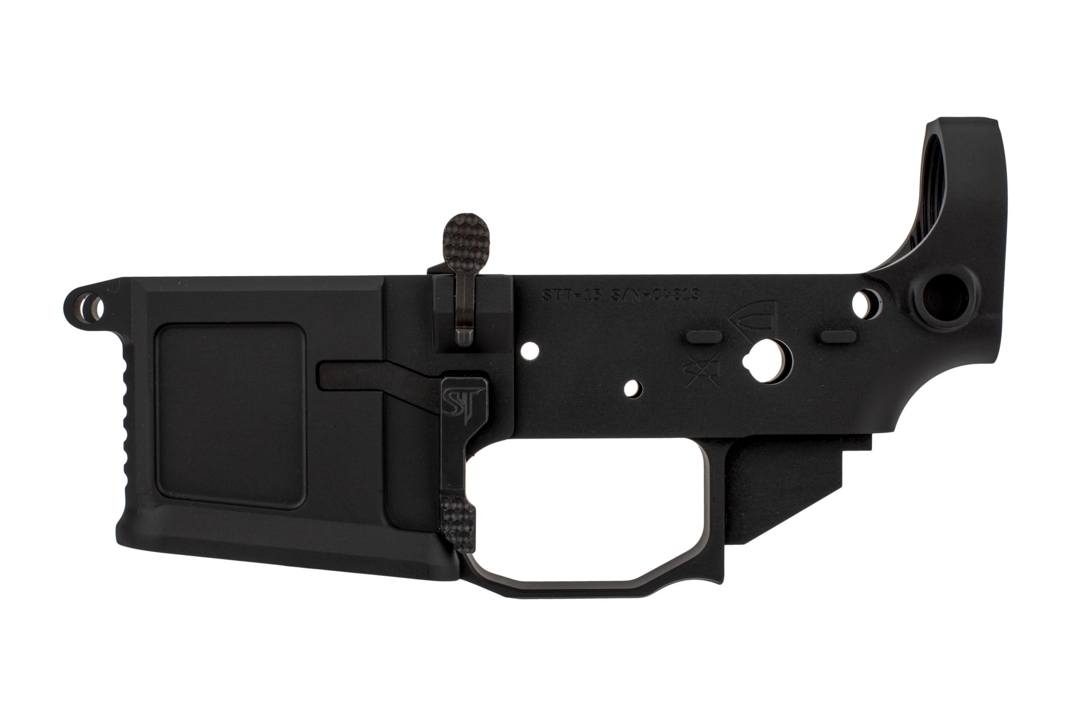 San Tan Tactical STT-15 Stripped Lower Receiver - Ambidextrous
