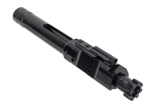 San Tan Tactical Enhanced 308 bolt carrier group features a black Nitride finish