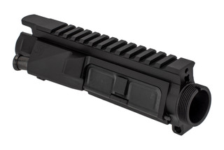 San Tan Tactical PILLAR billet upper receviers are precision machined from lightweight 6061 aluminum and weigh just 8.2 oz