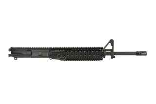 The Spikes Tactical LE complete Upper Receiver 5.56 features the BAR2 quad rail and 16 inch barrel