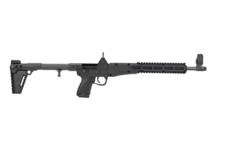 Kel Tec Sub 2000 9mm carbine is compatible with glock 19 magazines