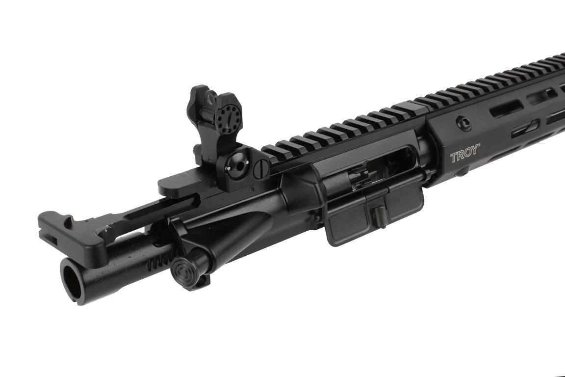 Troy Industries 10 5 300 Blk Complete Upper With 9 M Lok Rail And