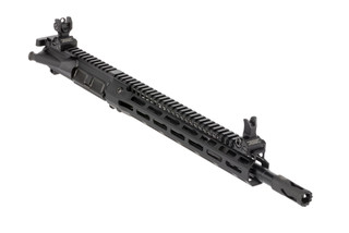 Troy Industries SOCC 14.5in complete AR-15 upper receiver with 13in M-LOK BattleRail is 100% range ready!