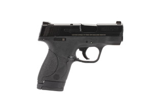 "The Smith & Wesson SHIELD 9MM 3.125"" Barrel comes with 7 & 8 Round Magazine and No Thumb Safety"