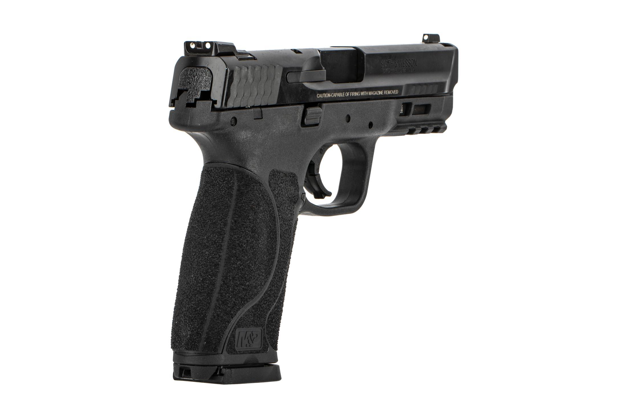 Smith & Wesson M&P9 2.0 9mm Full Size 17rnd Handgun - 4.25 Barrel - Black