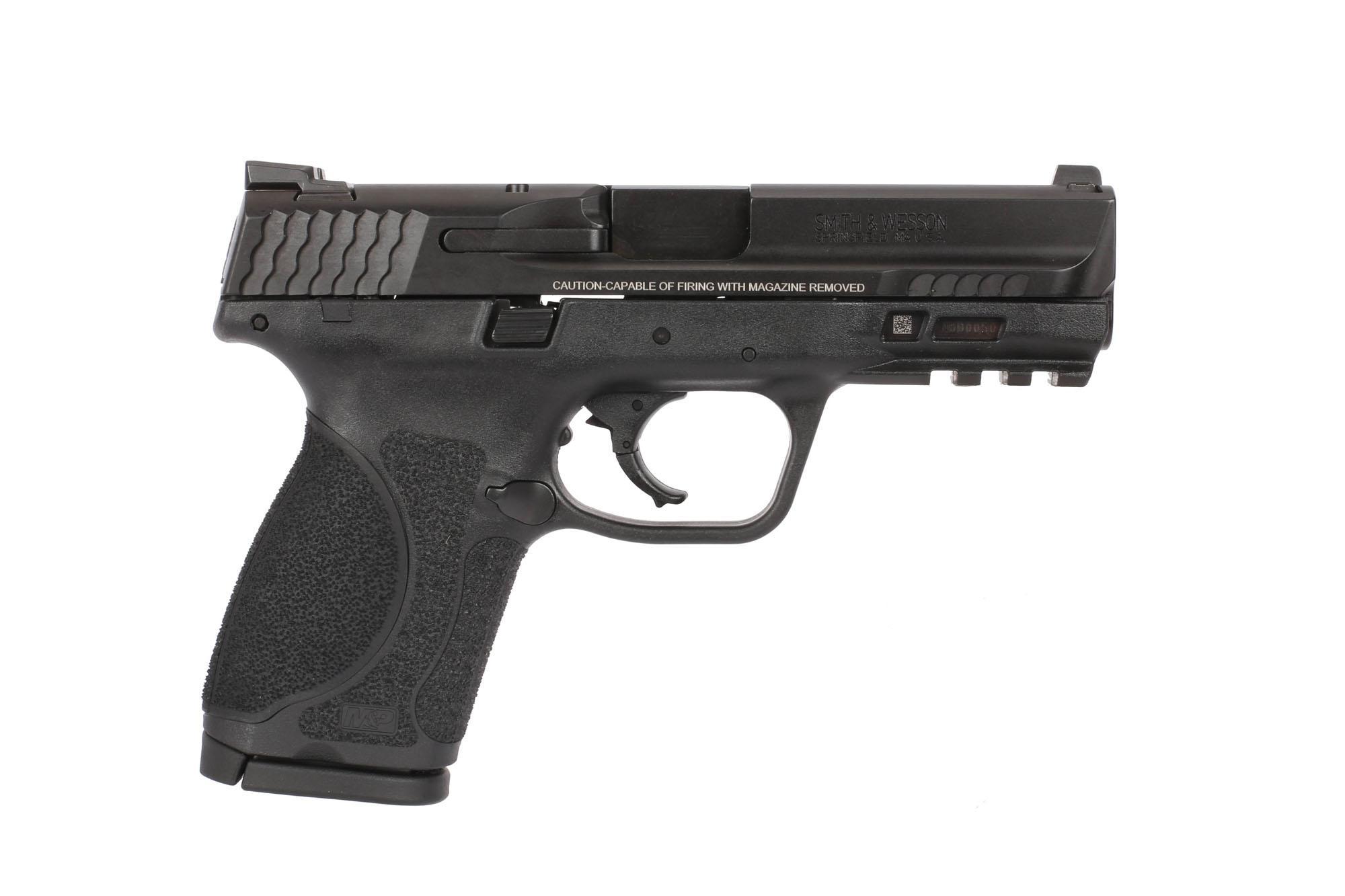 Smith & Wesson M&P9 M2.0 9mm Compact 15rnd Handgun - 4\