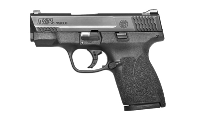 The Smith & Wesson M&P Shield is a .45 ACP Sub Compact 7-Round Handgun with Night Sights and 3.3 inch Barrel for concealed carry