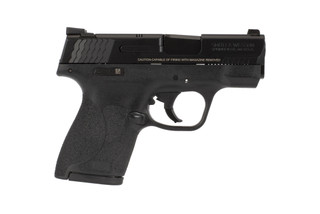 The Smith & Wesson M&P Shield 2.0 is a 9mm Sub Compact 8 round Handgun with night sights