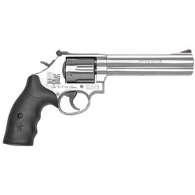 Smith & Wesson Model 686 .357 Magnum 6 Round revolver is a classic staple in American revolver history.