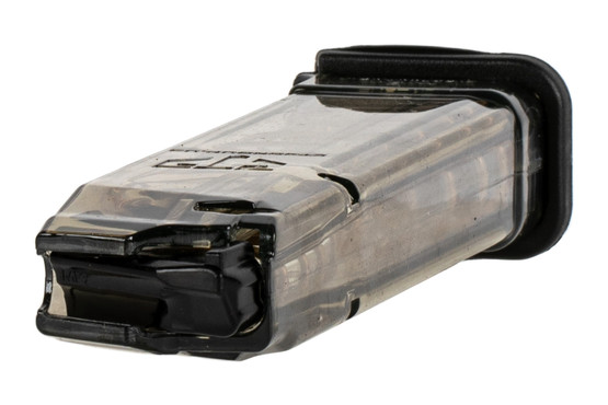 Elite Tactical Systems Smith & Wesson M&P extended 21 round magazine features durable feed lips