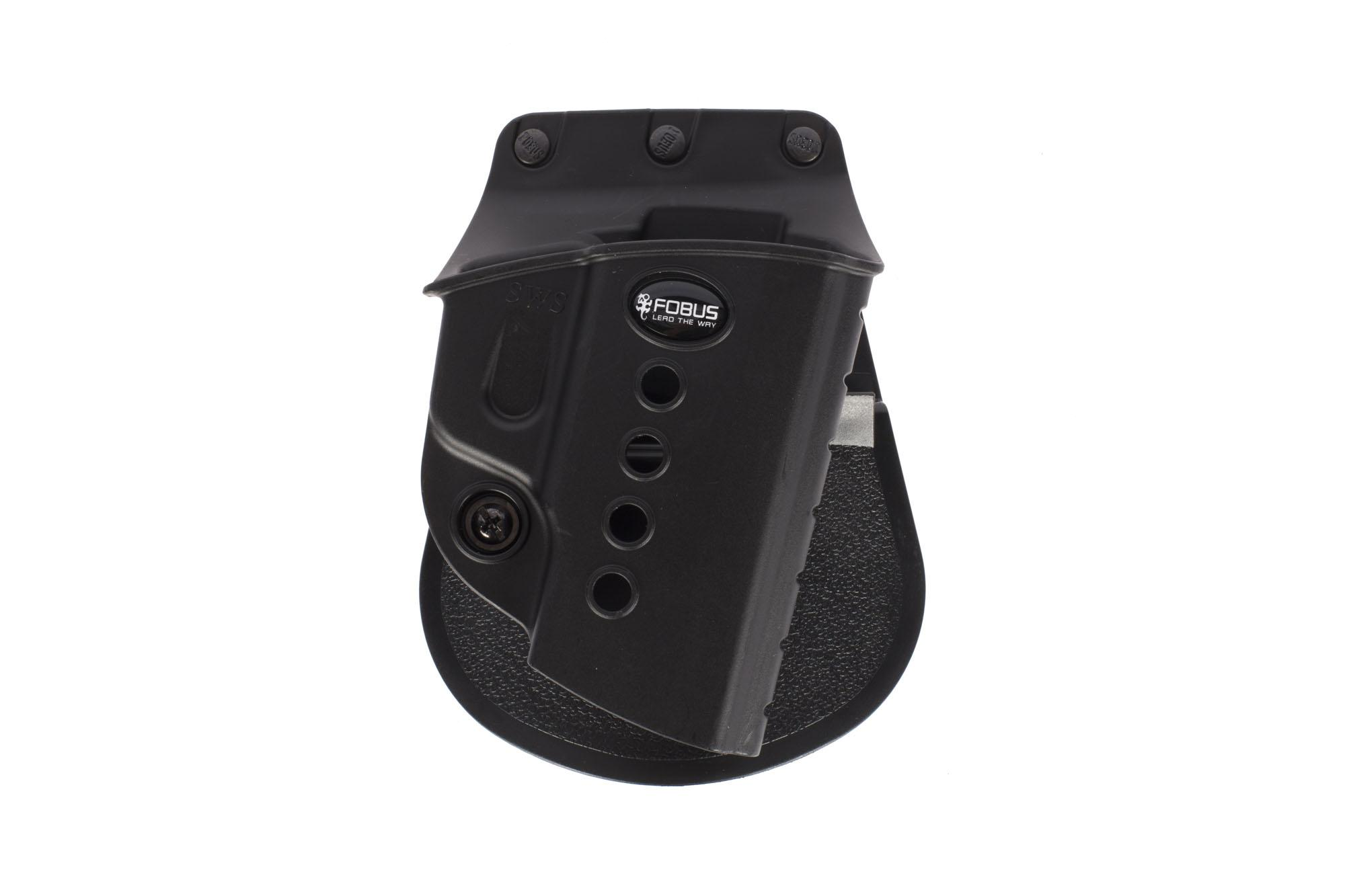 Fobus SWS Evolution Paddle Holster - Right Hand - Smith & Wesson Shield