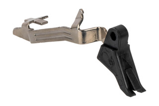 The Agency Arms Syndicate Gen 5 Glock Trigger is made from polymer