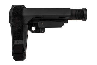 SB Tactical TAC13-SBA3 Pistol Stabilizing Brace comes with an M4 carbine receiver extension