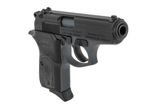 Bersa Thunder Lite 380 ACP Pistol features a slate grey Cerakoted frame