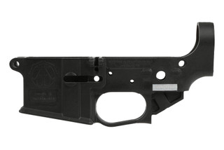 The Tennessee Arms Company Hybrid polymer lower receiver comes with brass inserts for durability