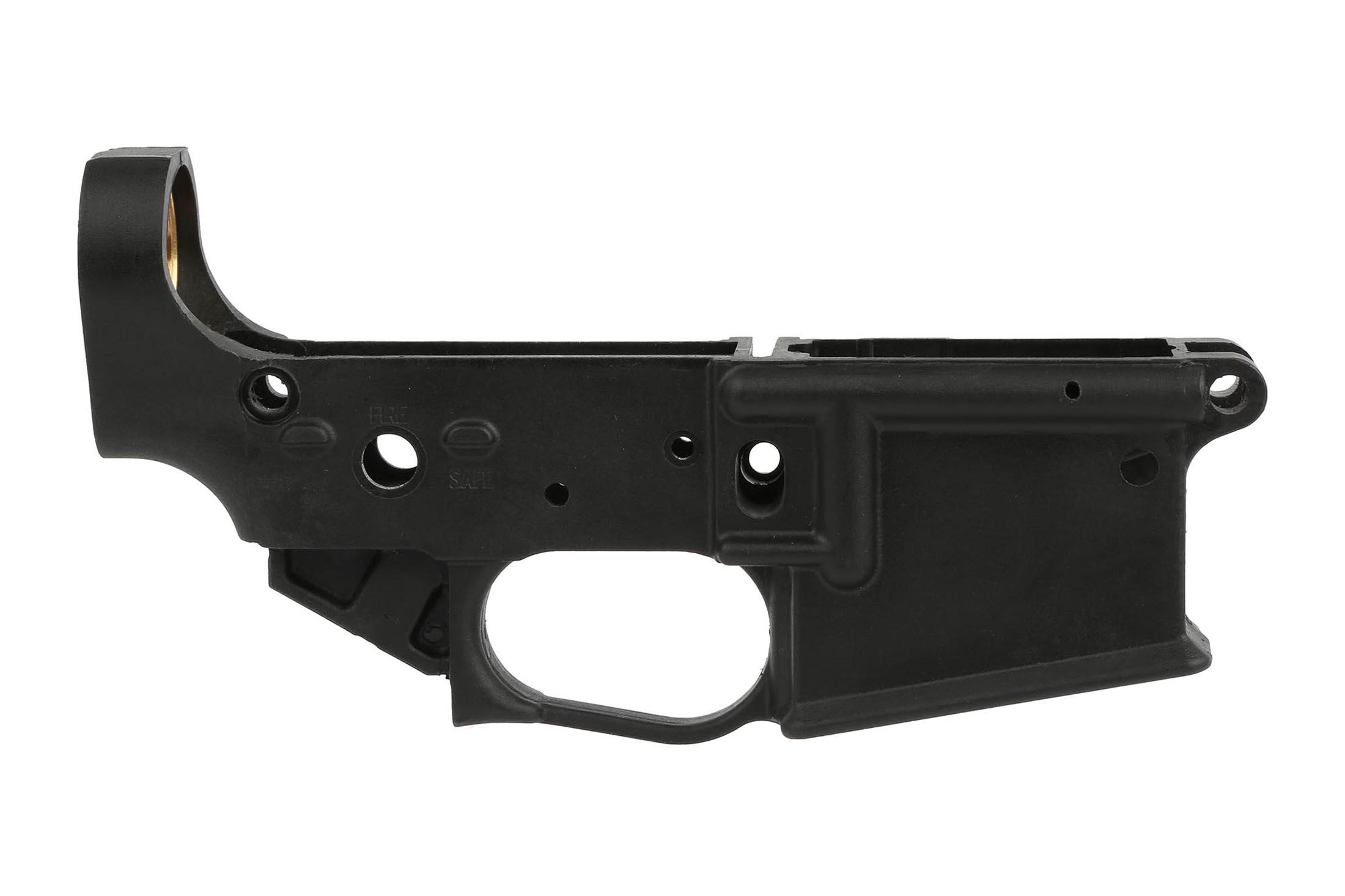 The Tn Arms Company Polymer Ar 15 Lower Receiver Is Compatible With Mil Spec
