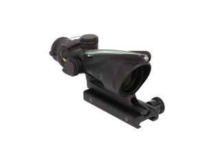 The Trijicon ACOG TA31 prism scope features the Primary Arms ACSS reticle
