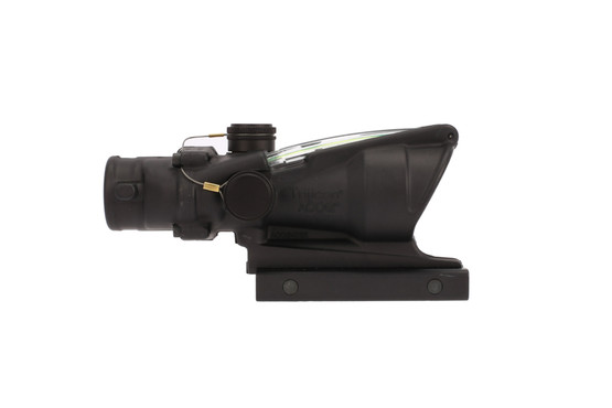 The Trijicon ACOG ACSS Aurora tritium reticle 4x32 optic has a durable picatinny mount