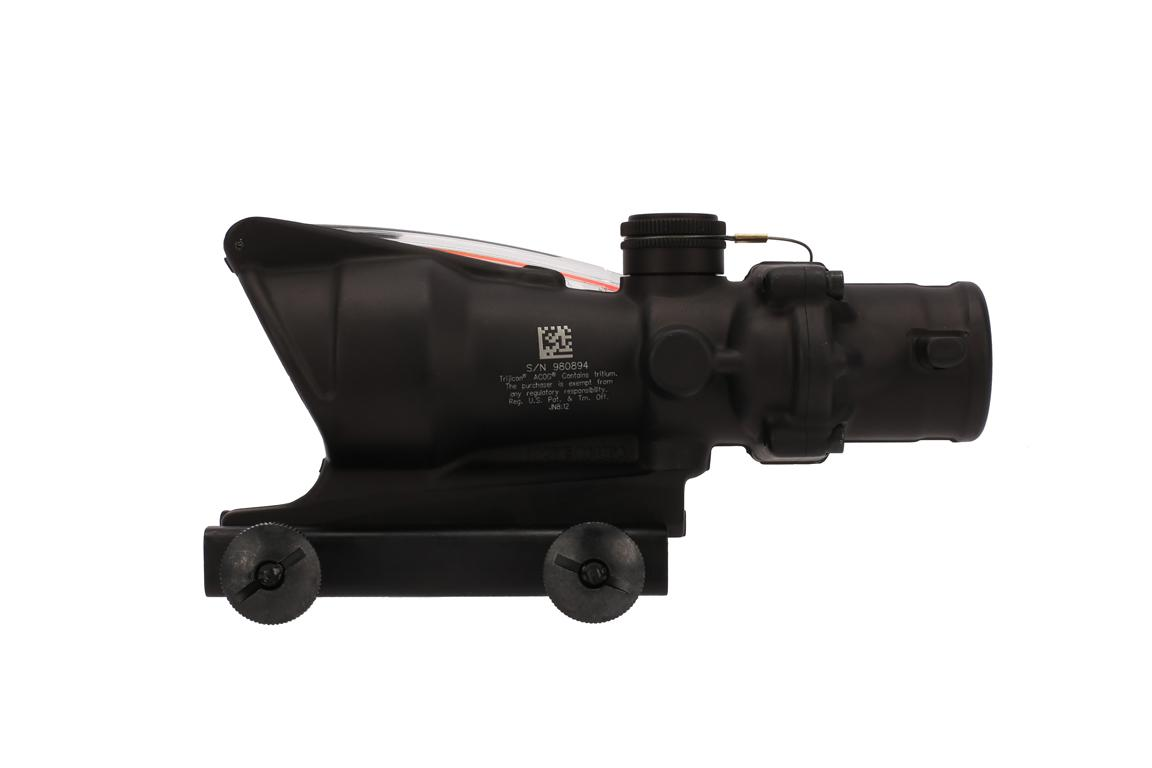 Trijicon ACOG 4x32mm Scope - Dual Illuminated ACSS Reticle - Red