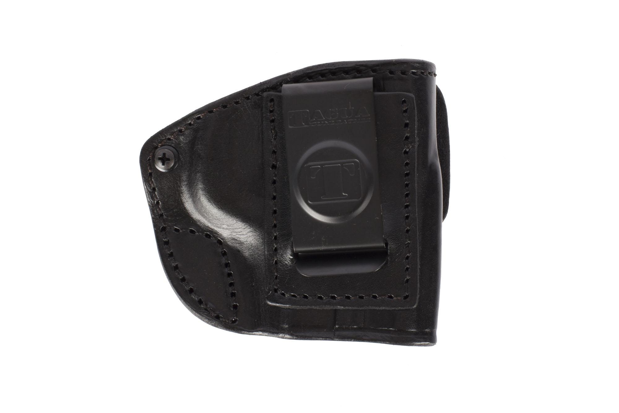 Tagua 4-in-1 IWB Holster - Right Hand - Smith & Wesson M&P Shield - Black