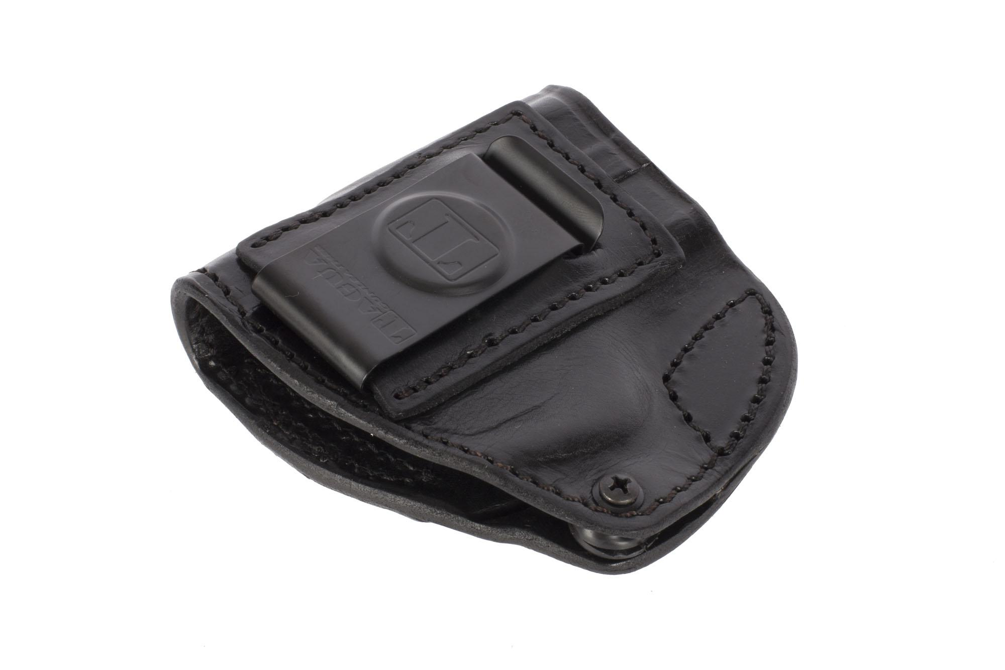 Tagua IPH4 4-In-1 IWB Holster - S&W M&P Shield - Right Hand - Black