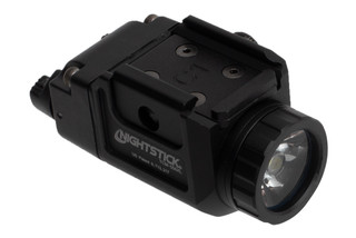 Nightstick Xtreme Lumens Compact Weapon Light is designed for pistols
