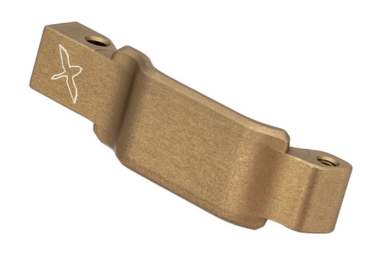 Forward Controls Design Winterized trigger guard with fde anodized finish