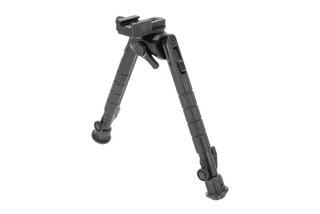 Leapers UTG Recon 360 TL Picatinny Bipod is height adjustable from 8 to 12 inches