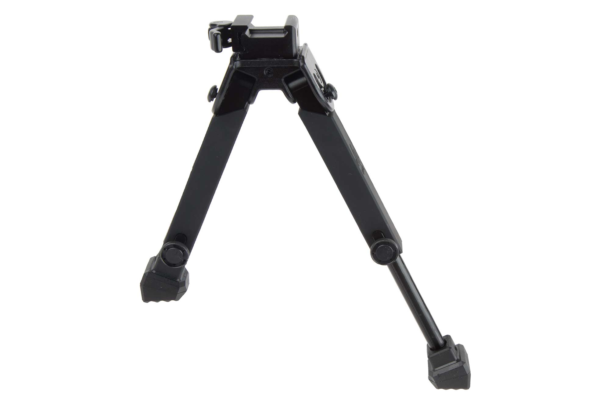 Leapers UTG Rubber Armored Full Metal QD Bipod - 6.0 to 8.5""