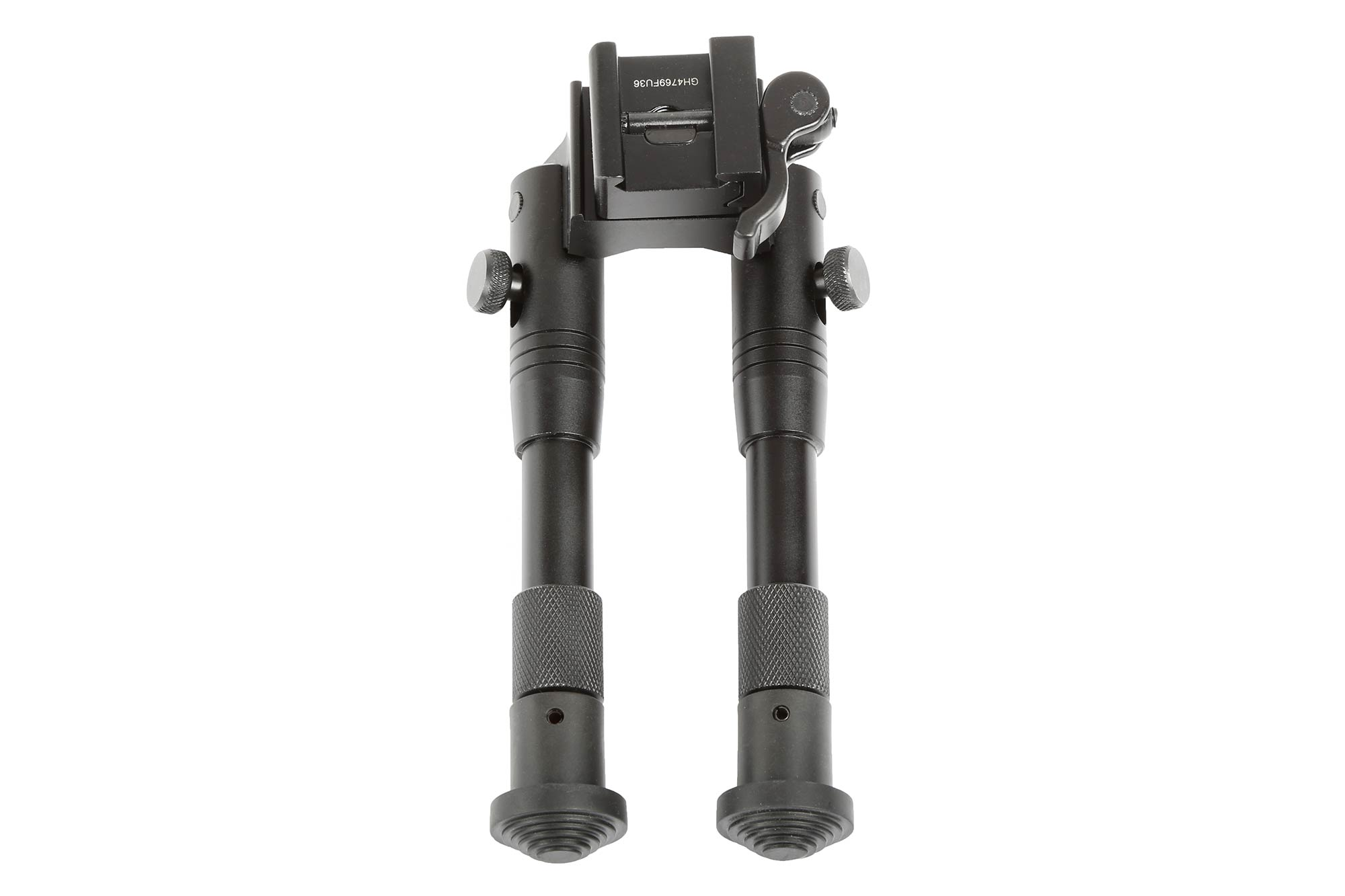 Leapers UTG New Gen Pro Shooters Quick Detach Bipod - 6.2 to 6.7""