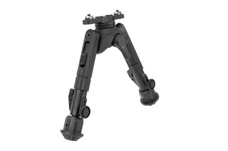 Leapers UTG Recon 360 TL Bipod features an M-LOK attachment system and adjustable legs
