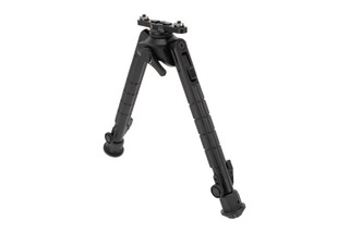 Leapers UTG Recon 360 TL M-LOK Bipod features pan and tilt functionality