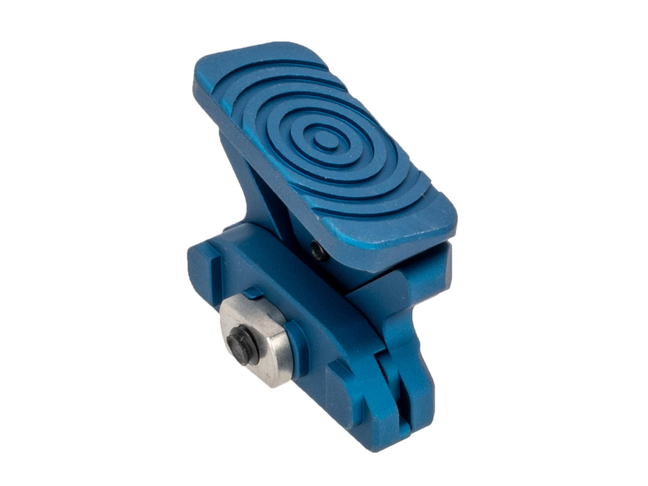 Leapers UTG M-LOK Angled Index Mount - Blue