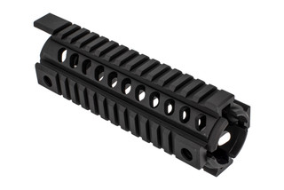 Mission First Tactical TEKKO carbine length AR-15 integrated rail system is a drop-in handguard for your rifle.