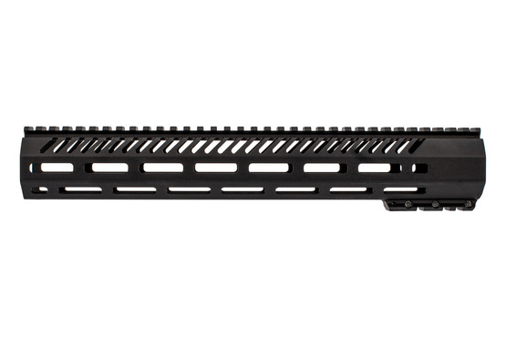 MFT TEKKO AR15 free float handguard 13.5 features weight reducing cuts