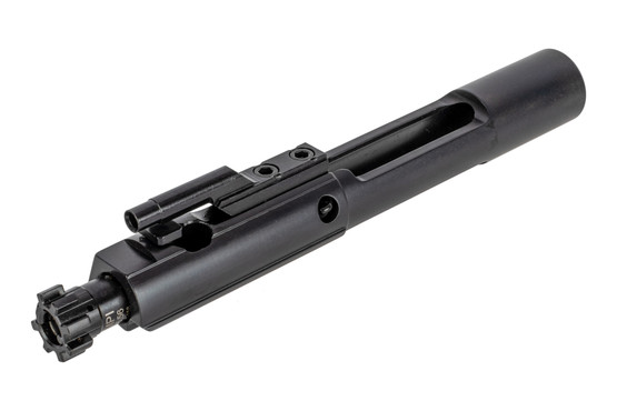 Toolcraft M16 bolt carrier group with nitride finish features an MPI bolt assembly from carpetenter 158 steel.