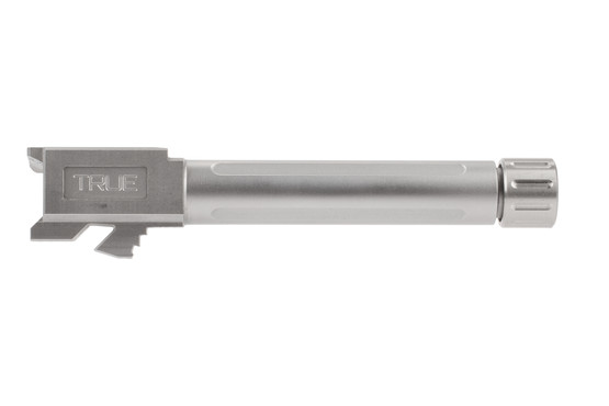 True Precision Blemished Glock G19 Threaded barrel comes with a thread protector