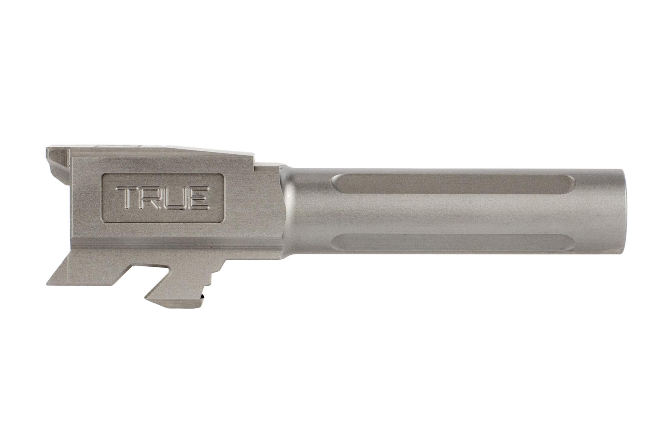 TRUE Precision Glock 43 Compatible 9mm Non-Threaded Barrel - Stainless